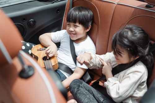 Kids bored in the car? Here's how to make your road trip fun for the family