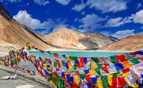 Leh-Ladakh and Kargil are being developed in a swift way as international tourism centers