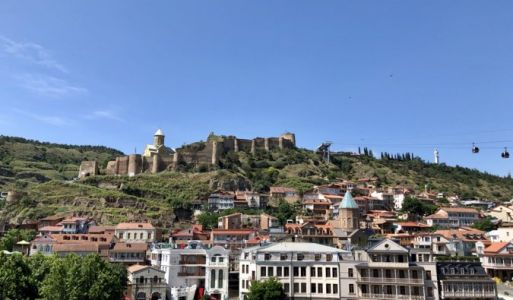 Finding Love and Home in Tbilisi, Georgia