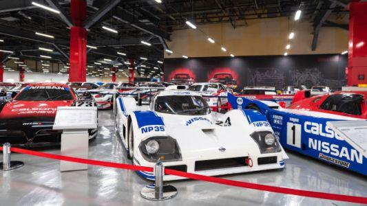 Nissan's Zama Heritage Collection Is a Paradise of Skylines, Oddballs and Race Cars