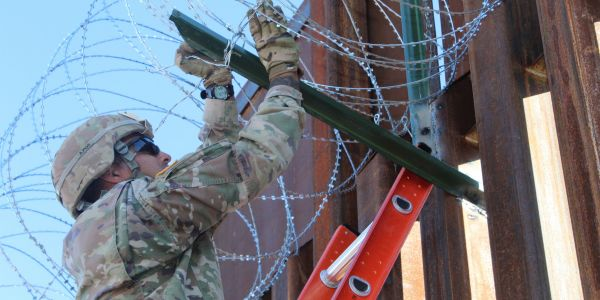 The Pentagon is sending its watchdog to the southern border to see what US troops there are really up to