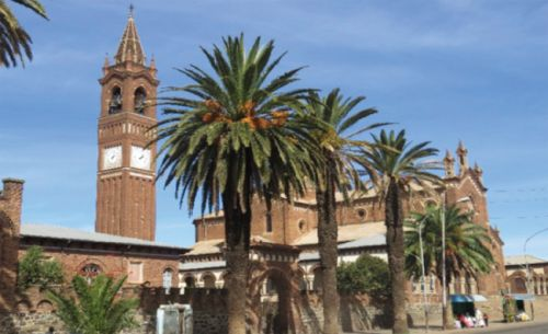 Destination: Asmara, Eritrea