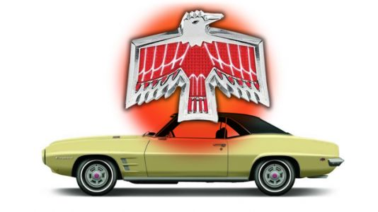 The Pontiac Firebird Had the Most Dramatic Range of Side Marker Lamp Design in Motoring History