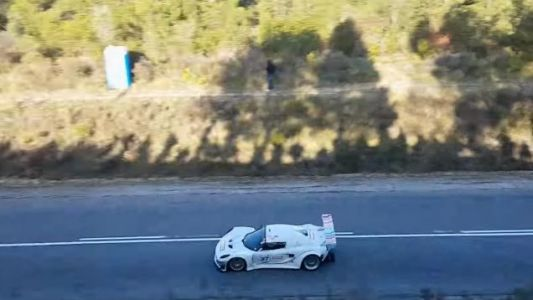 This Lotus Exige Is A 750-horsepower Hill Climb Conqueror