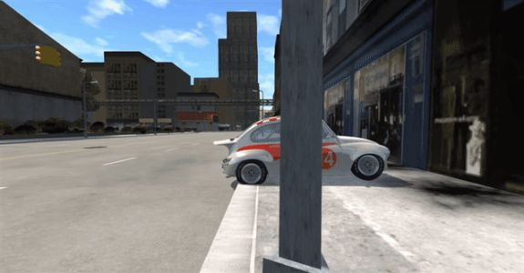 GTA 3's Liberty City Now In Crazy Driving Game