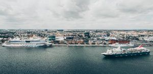 Prestigious award culminates record-breaking year for Danish ports