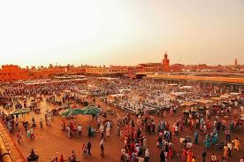Among Americans, Morocco ranks as a top 4 fastest growing destinations!