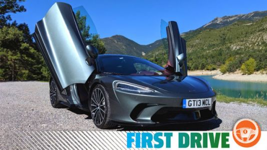 The 2020 McLaren GT Will Convince You To Ditch Your Private Jet For Good