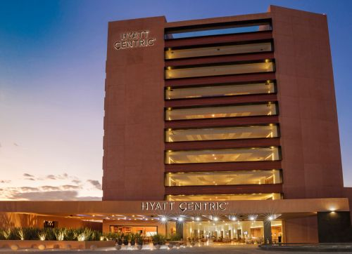 The Hyatt Centric Brand Debuts in Mexico