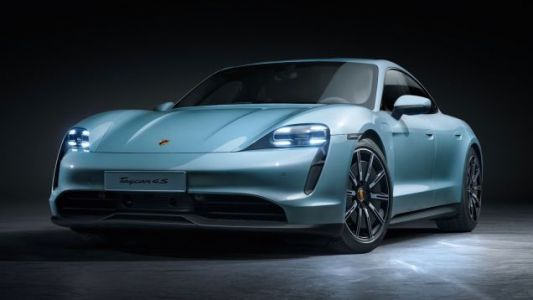 The 2020 Porsche Taycan 4S Packs A Lot Of Electric Power For An 'Entry-Level' Car