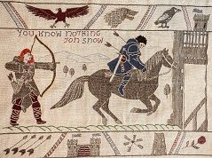 Tourism Ireland's Game of Thrones Tapestry goes on display in Bayeux