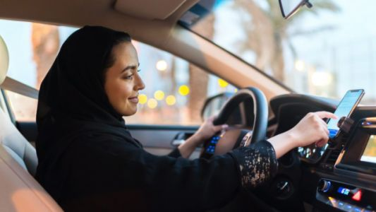 Uber Feature Enables Female Saudi Drivers to Only Transport Other Women