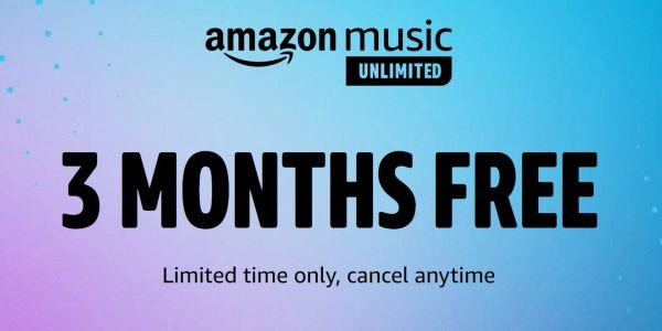Amazon's Music Unlimited streaming service that has more songs than Spotify is free for 3 months for new subscribers