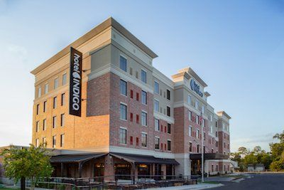 Hotel Indigo Opens Mississippi Address