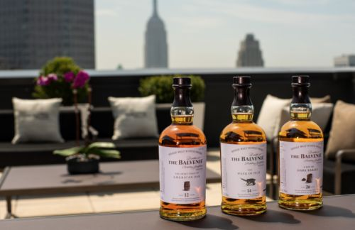 The Balvenie Launches Exclusive $60,000 Suite Package