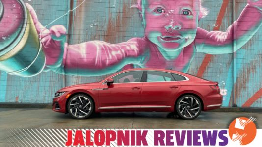 Here's Why People Should Wise Up And Buy The Stunning 2021 VW Arteon Instead Of Another SUV
