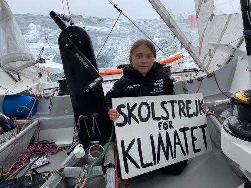 Greta Thunberg is stuck on the wrong continent after the year's most important UN climate change summit got moved from Chile to Spain