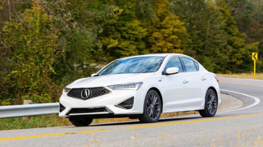 Acura Is Going All-In On Sporty Sedans, Compact Type S Coming In 2022
