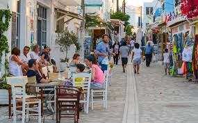Last year, Greece made 35 billion from tourism!