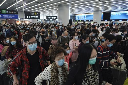 Face masks aren't a very effective way to prevent the spread of coronavirus, experts say, despite spiking sales