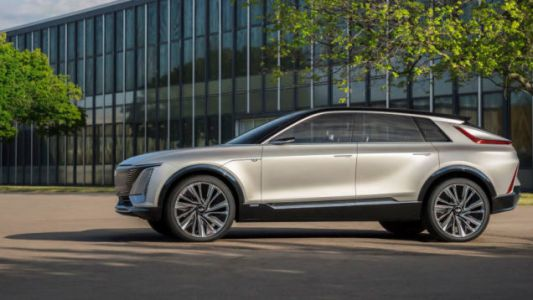 The Cadillac Lyriq EV Reveal Only Shows How Far Behind Cadillac Is