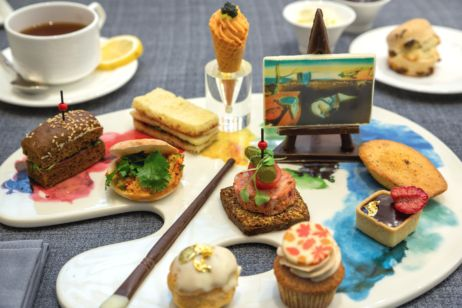 The St. Regis New York Debuts Salvador Dali Afternoon Tea
