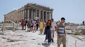 In 2018, Greece experienced 80 percent growth in Indian visitors