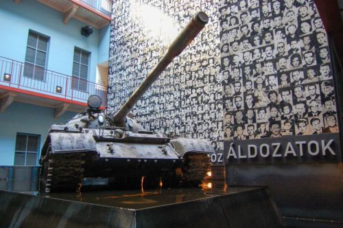 Daily Dose of Europe: Cold War Memories in Budapest