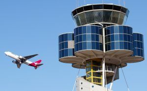 Services resume after smoke at Sydney Airport control tower led to full ground stop