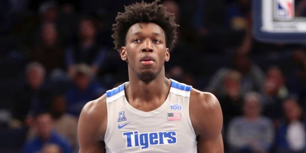 The sports world mocked the irony of the NCAA for making Memphis star James Wiseman donate $11,500 to a charity for accepting money