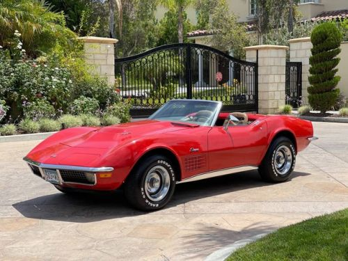 At $37,500, Is This 1971 Chevrolet Corvette 454 The C3 To Snag?