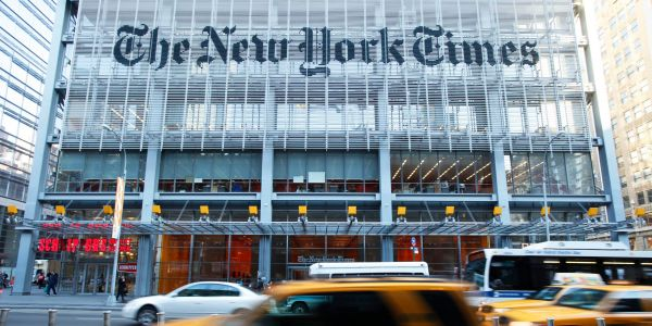 The New York Times editorial board calls for Trump's impeachment