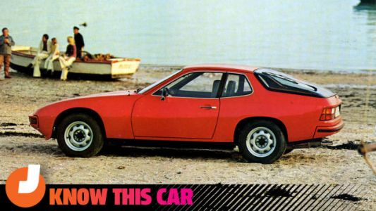 Was The Porsche 924 A Success?