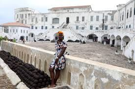 Ghana tourism makes the most of its slave history