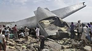 Cargo plane crashes, all on board killed including presidential staff