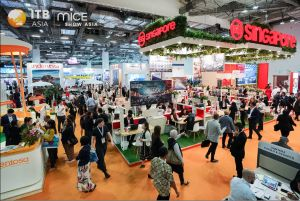 ITB Asia 2019 saw 7.4% year-on-year growth in business appointments