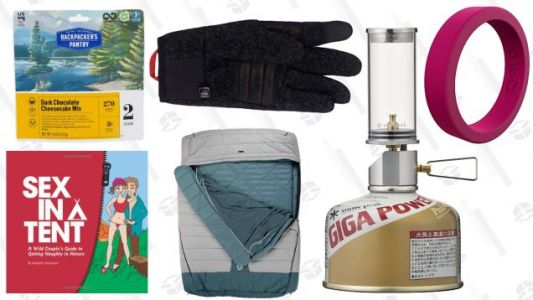 8 Fun, Last Minute Gifts For Your Outdoor-Loving Valentine