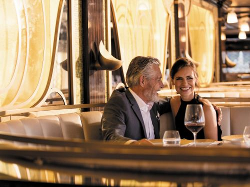 A lavish 4-month cruise that costs $1.2 million per couple features private-jet transfers and overnight stays at the world's most luxurious hotels. See what it's like