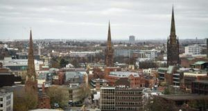 England's Coventry expects to attract more than 10 million visitors in 2018