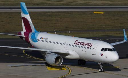 Eurowings plans to boost presence in Berlin