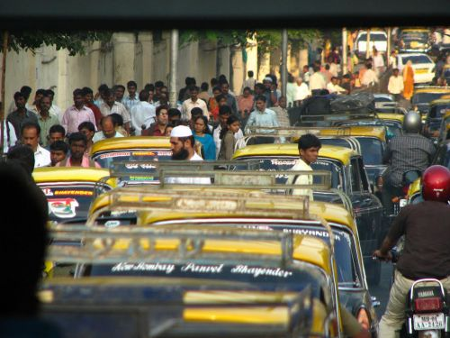 Public stakeholder discussion on congestion pricing for Mumbai