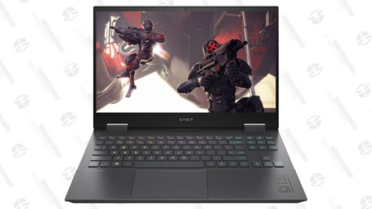 Save $400 on an HP Omen Gaming Laptop and Play Some Darn Video Games for Once