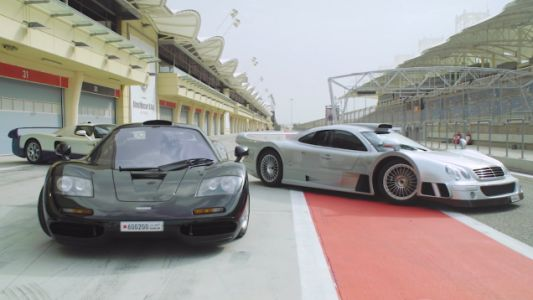 When Even a McLaren F1 Can't Steal the Show