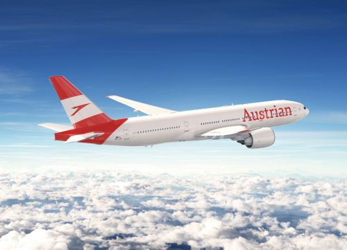 Austrian Airlines resumes flights to Shanghai