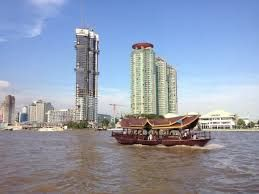 Owners of a flashy riverside project in Bangkok are indebted to tourists for their success