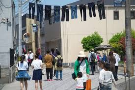 Okayama: Jeans tourism welcomes 150,000 people annually