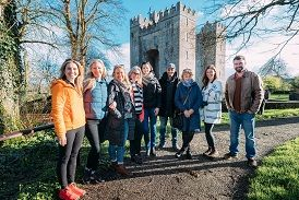 Top Canadian influencers and travel journalists discover a taste for Ireland