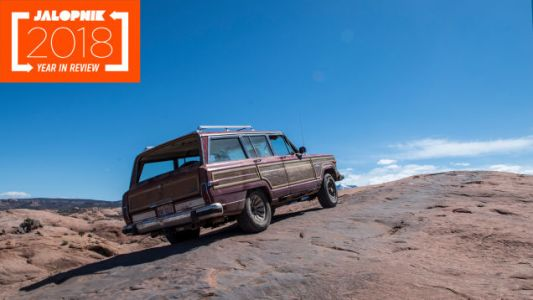 Our Wildest Road Trips Of 2018