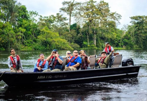 Roll Down a River with Aqua Expeditions