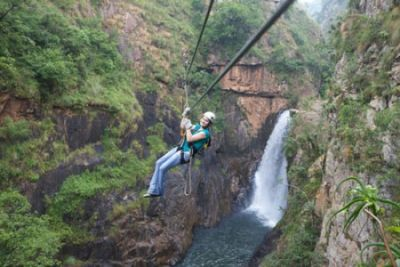 Africa ready to welcome zipline tour along Garden Route
